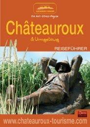 Tourismusbüro CHATEAUROUX < SUD BERRY - Office de tourisme ...