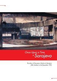 SARAJEVO-1995 Peace Project.