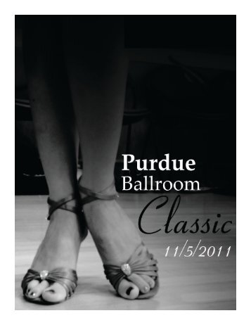 The full program program2011.pdf - Purdue Latin & Ballroom Dance ...