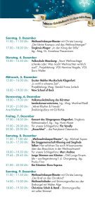 24. NOVEMBER – 24. DEZEMBER 1. DEZEMBER – 23 ... - Klagenfurt - Seite 7