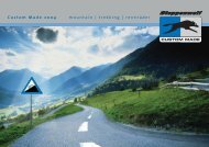 Steppenwolf Katalog Mountainbike 2004 - better bikes