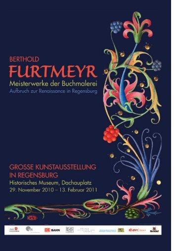 Berthold Furtmeyr - Statistik - Stadt Regensburg