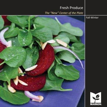 Markon Chef Brochure - Maines Paper & Food Service, Inc.