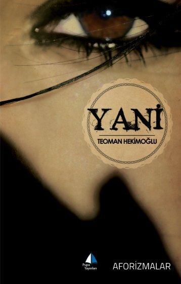 Yani - Teoman Hekimoğlu