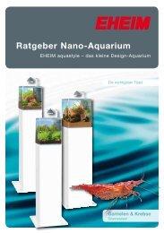 Ratgeber Nano-Aquarium - Eheim