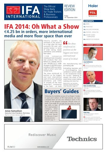 Review Edition - IFA International