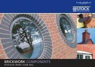 BRICKWORK COMPONENTS - Ibstock - UK.com