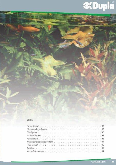 Das optimale Aquarium - Dohse Aquaristik KG
