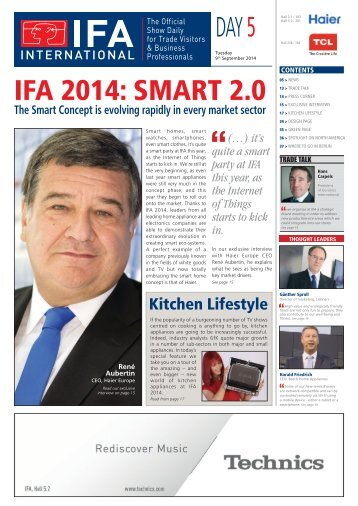 Day 5 - IFA International