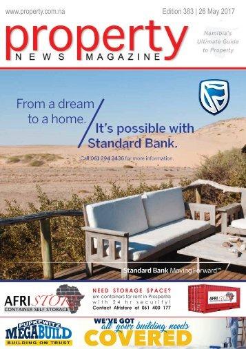 Property News Magazine - Edition 383 - 26 May 2017
