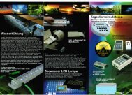 Lum Light LED-Preisliste