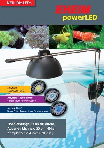 Hochleistungs-LED - Eheim