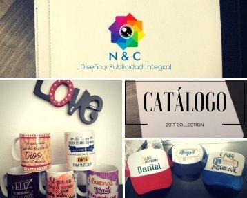 Catalago N&C Publicidad integral.