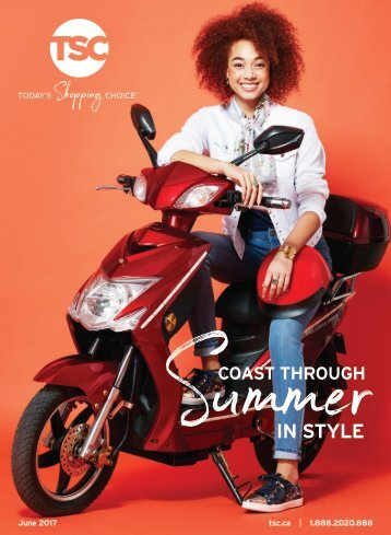 TSC Magazine - June 2017