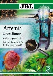 Was ist Artemia? - Aquaristik Schneider