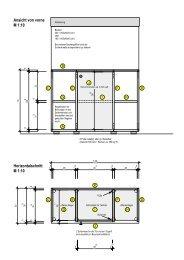 Bauanleitung für Aquarium-Unterschrank - Wir 2