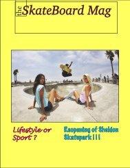 the Skateboard Mag