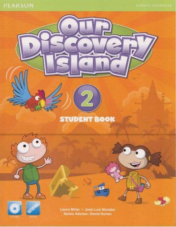 Our Discovery Island 2 - Student Book - Americano