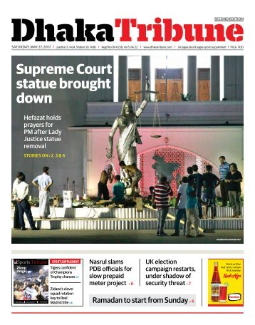 DT e-Paper 27 May 2017