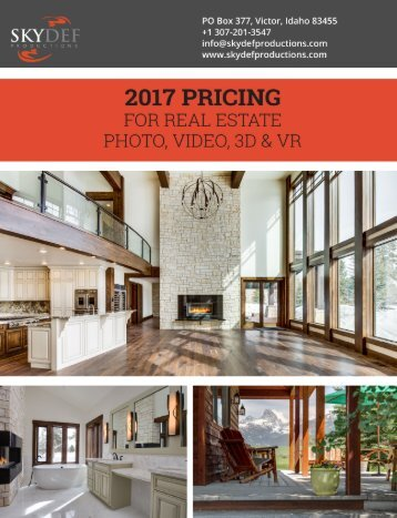 Page 1 RE Pricing