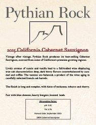 Pythian Rock