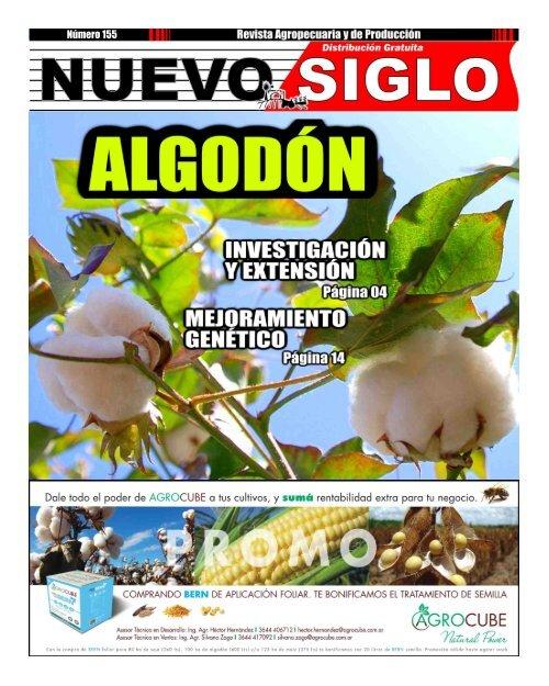 Revista Agropecuaria Nuevo Siglo Número 155 - MAYO 2017