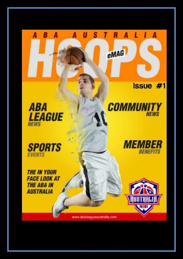 ABA Hoops eMag Issue 1