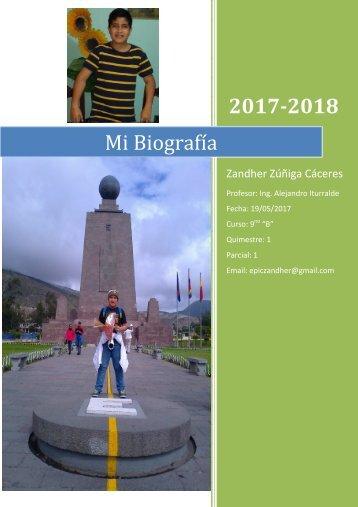 Biografía 2