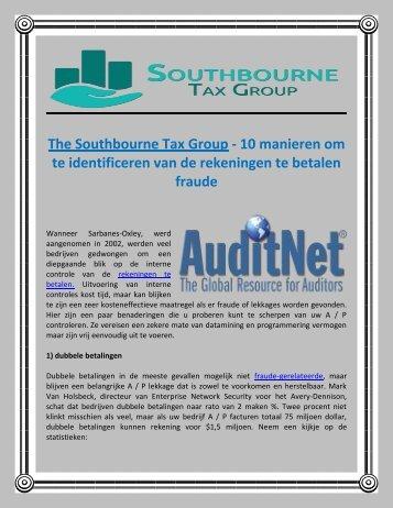 The Southbourne Tax Group - 10 manieren om te identificeren van de rekeningen te betalen fraude