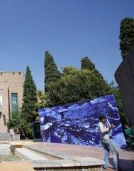 Iran 2012 40 Days In Tehran Peace Project (Part 1)