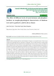 The effect of different levels of auxin hormone and phosphate fertilizer on morpho-physiological characteristics of fababean root and its qualitative yield in ahvaz climate