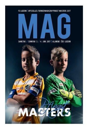 MAG | 13° PFINGST MASTERS 2017 | FC LUZERN