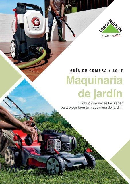 Leroy Merlin Maquinaria Jardin