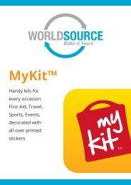 World Source MyKit 2017