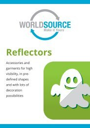 World Source Reflectors 2017