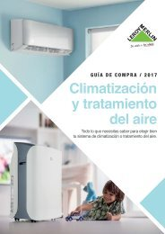 Catálogo Leroy Merlin, Climatizacion y tratamiento del aire 2017