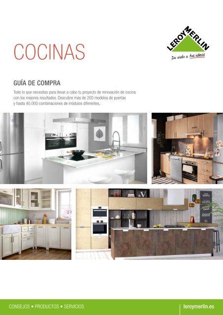 Leroy Merlin Cocinas