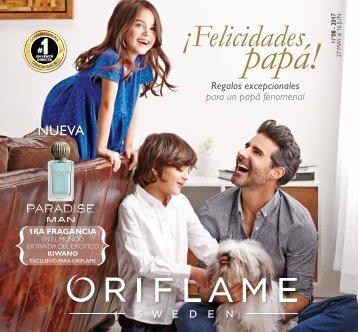Oriflame MX Catálogo 008-2017