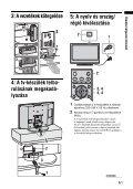 Sony KDL-46S2510 - KDL-46S2510 Mode d'emploi Hongrois - Page 5