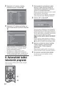 Sony KDL-46S2510 - KDL-46S2510 Mode d'emploi Tchèque - Page 6