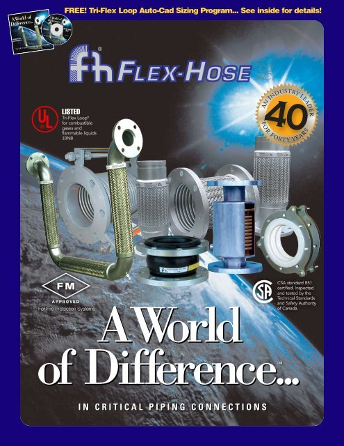 Product Overview Brochure - Flex-Hose Co Inc
