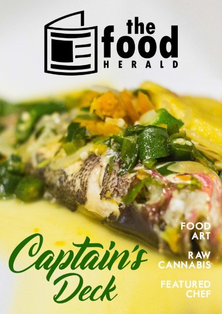 The Food Herald Magazine  - May 2017
