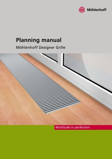Planning manual - Technische Daten