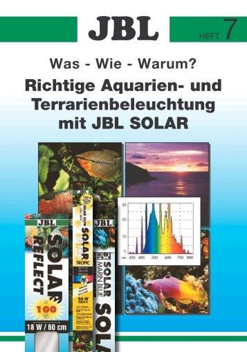 Richtige Aquarien- und Terrarienbeleuchtung mit JBL ... - zum Shop