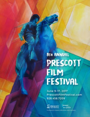 PFF Prescott Film Festival Program