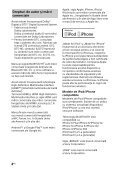 Sony HT-CT780 - HT-CT780 Consignes d'utilisation Roumain - Page 4