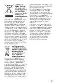 Sony HT-CT780 - HT-CT780 Consignes d'utilisation Suédois - Page 3