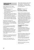 Sony HT-CT780 - HT-CT780 Consignes d'utilisation Suédois - Page 4