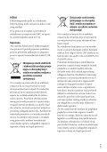 Sony HDR-CX116E - HDR-CX116E Mode d'emploi Croate - Page 3