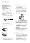 Sony HDR-CX116E - HDR-CX116E Consignes d'utilisation Néerlandais - Page 2